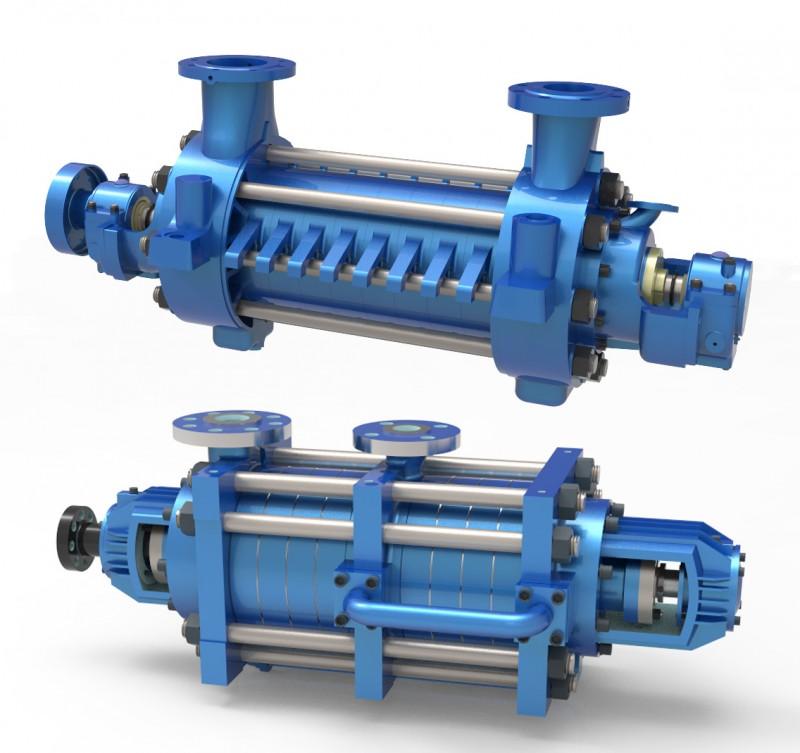 汽轮机辅机(锅炉给水泵)