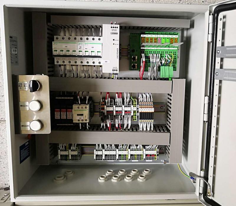 镜场控制系统