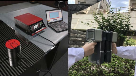 反射镜生产检测设备